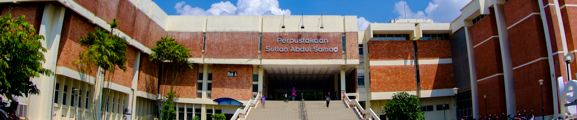 Sultan Abdul Samad Library Psas Upm Centre Of Foundation Studies For Agricultural Science